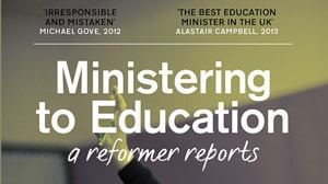 wonkhe ministering to education leighton andrews book review