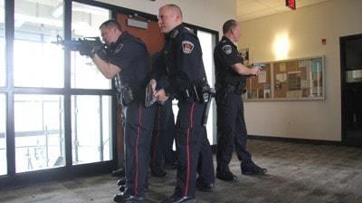Wonkhe Registrarism Guns on campus US