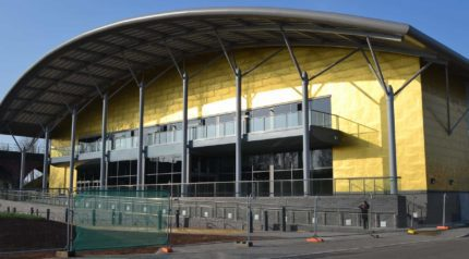 Worcester Arena (Photo: TECU Consulting UK)