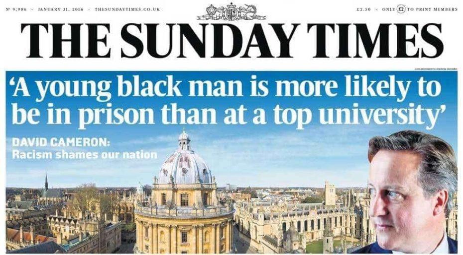 sunday-times-university-race-headline-wonkhe