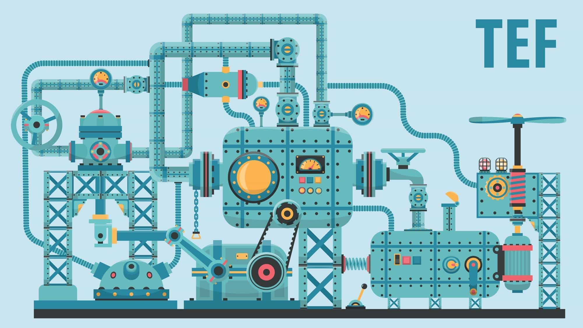 The Incredible Machine Mark III: Our visual guide to the TEF ...