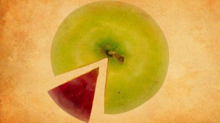 Different apples