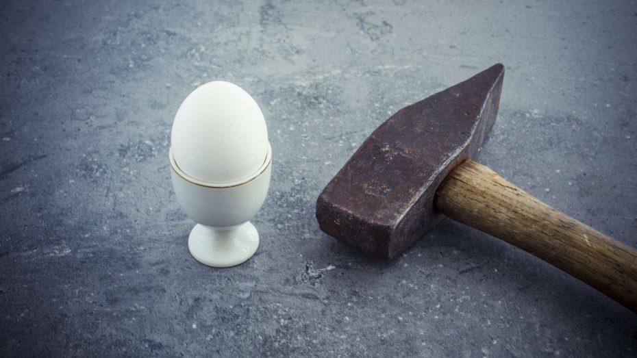 hammer egg autonomy