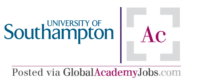 Uni of Southampton via-gajobs