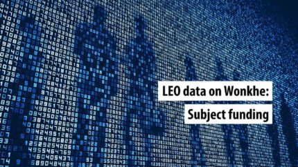 LEO-data-wonkhe-subject-funding
