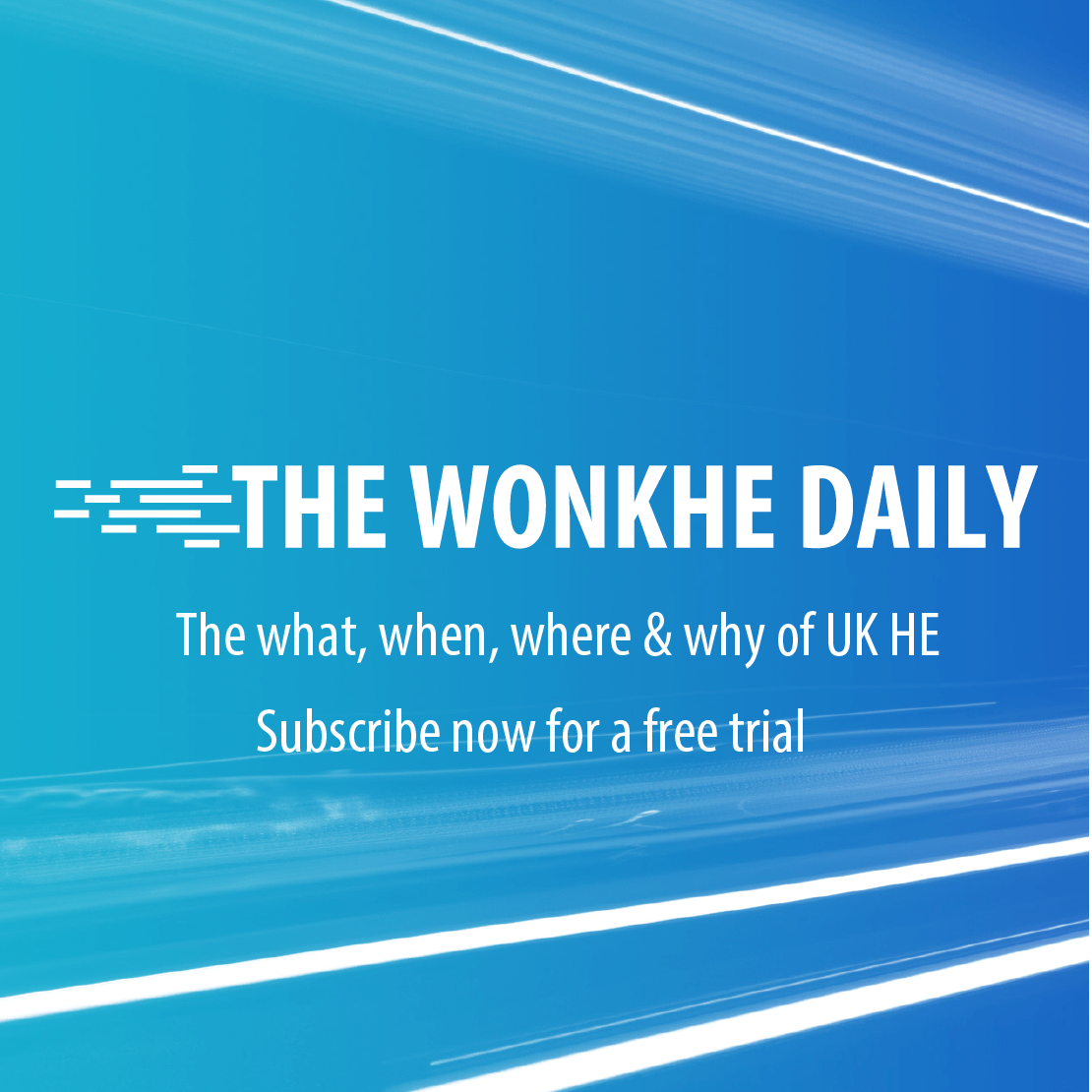 wonkhe daily