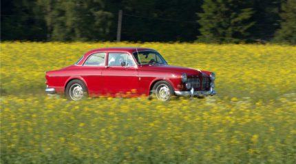 Red Volvo Sweden Wonkhe