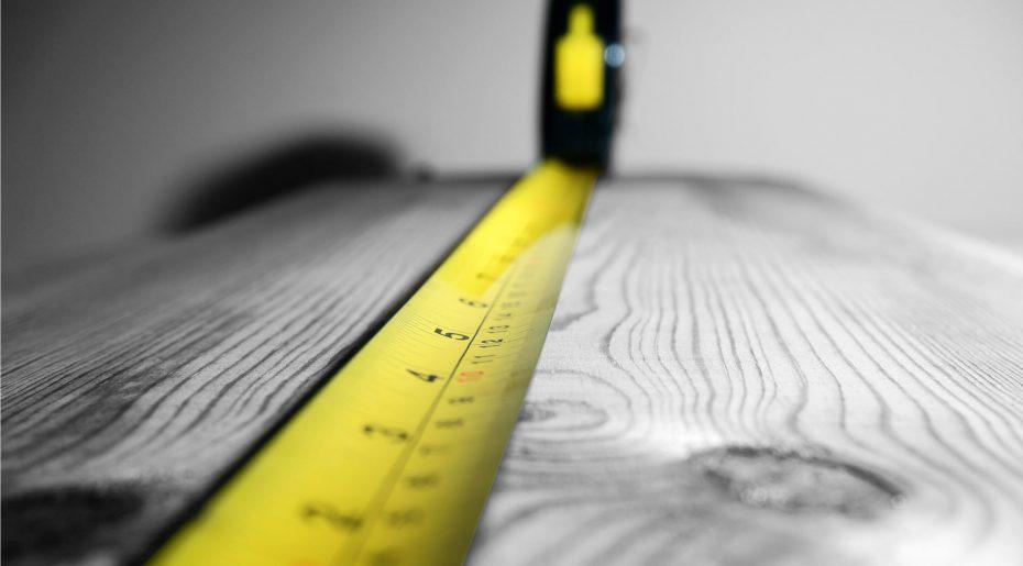 Wonkhe tape measure