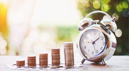 Wonkhe money clock
