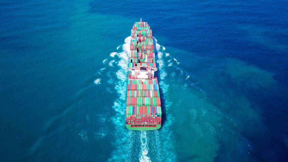 Wonkhe container ship