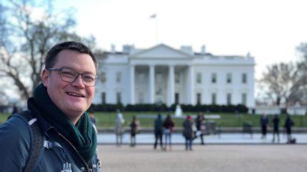 Wonkhe Jonathan Woodhead White House