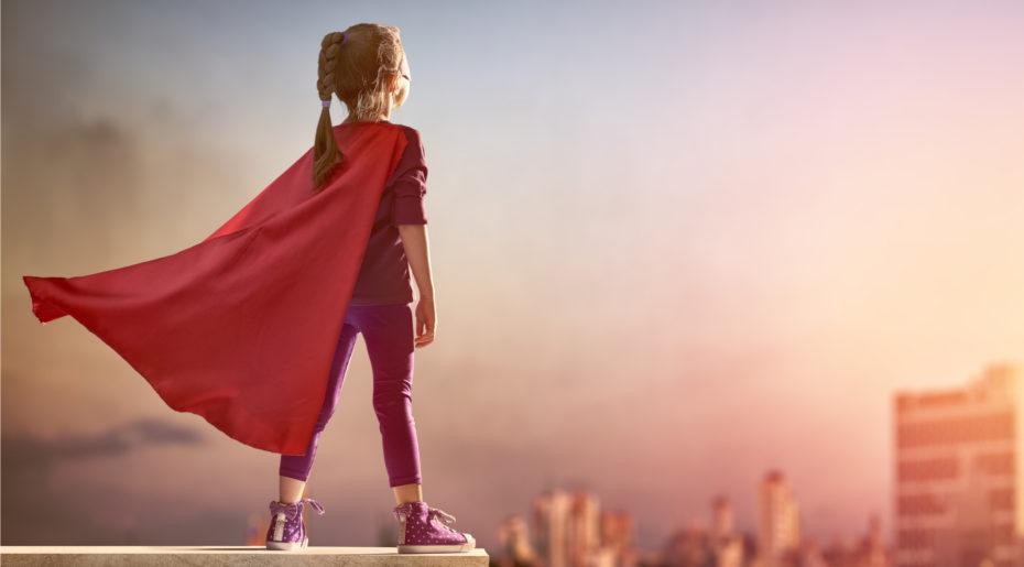 Wonkhe super hero female