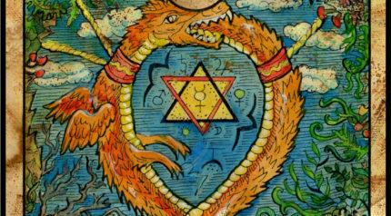 Wonkhe Ouroboros Snake Legend Myth