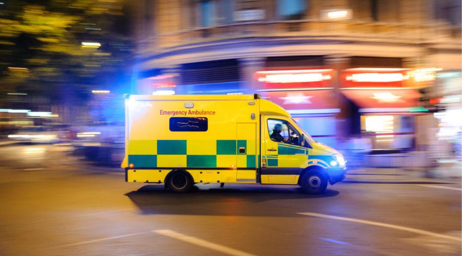 Wonkhe ambulance