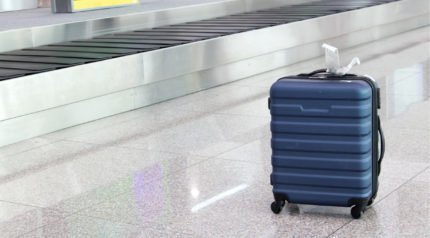 Wonkhe lost suitcase
