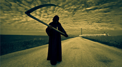 Wonkhe road to hell grim reaper