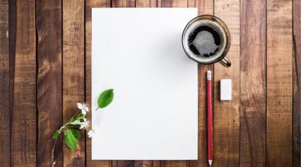 Wonkhe blank sheet paper