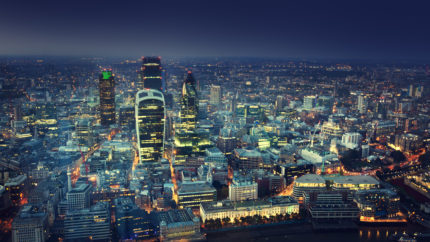 Wonkhe London skyline