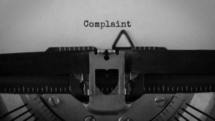 Wonkhe complaint