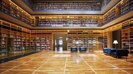 Wonkhe library