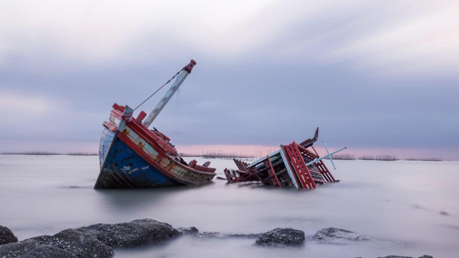 Wonkhe sinking ship