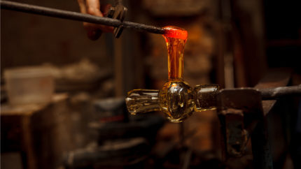 Wonkhe glass making