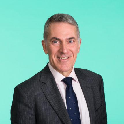 Michael Cross, Director, Scottish Funding Council.